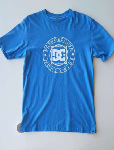 Camiseta DC ENDLESS XVIII Blue