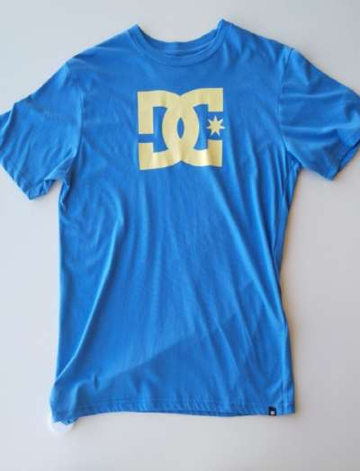 Camiseta DC STAR SS XVIII