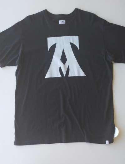 Camiseta Loreak Mendian SS Slim Printed TS Yosigo Black