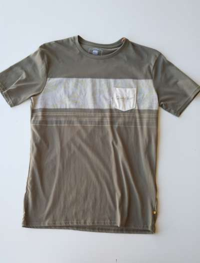 Camiseta QuickSilver Pocket Waterman Collection