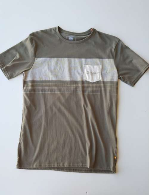 Camiseta QuickSilver Pocket Waterman Collection