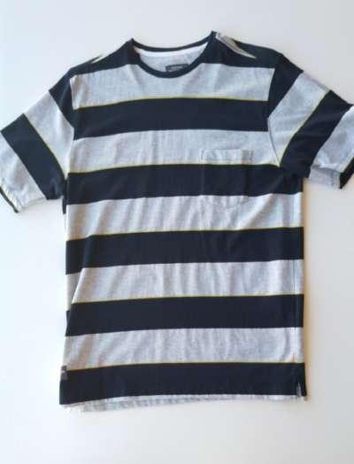 Camiseta QuickSilver Striped WATERMAN COLLECTION Black