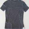 Camiseta QuickSilver pocket The original board Company Gray-1