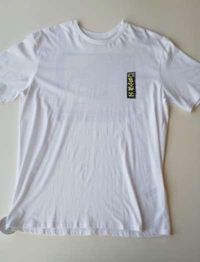 Camiseta QuickSilver The Original Board CO White