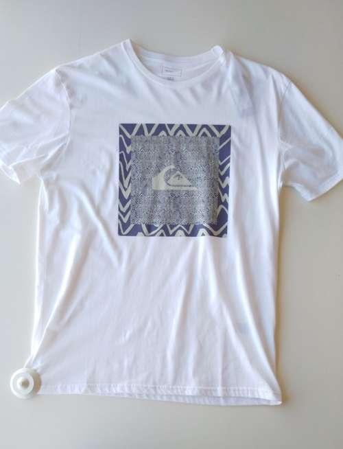 Camiseta QuickSilver The original CO white